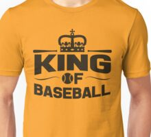 King of baseball Unisex T-Shirt