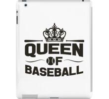 Queen of baseball iPad Case/Skin