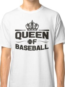 Queen of baseball Classic T-Shirt