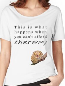 Therapy Women's Relaxed Fit T-Shirt