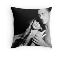 Emotional Attachment Throw Pillow