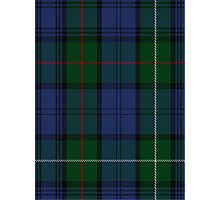 00494 MacKenzie Bailey Clan Tartan Fabric Print Iphone Case Photographic Print