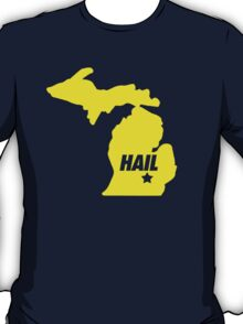 HAIL Michigan T-Shirt