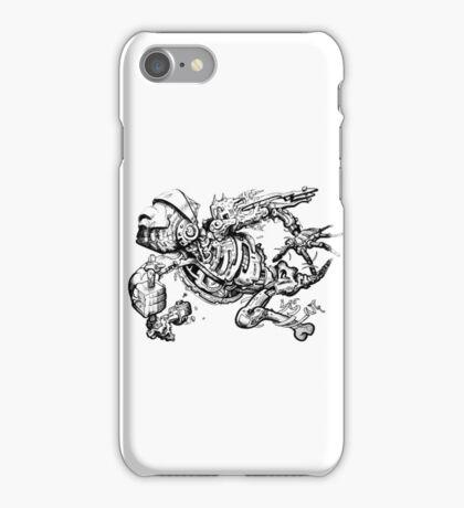 Flying. iPhone Case/Skin