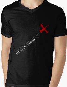 Cowboy Bebop Mens V-Neck T-Shirt