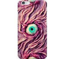 Flesh waves iPhone Case/Skin