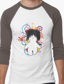 Looking for Color Men's Baseball ¾ T-Shirt