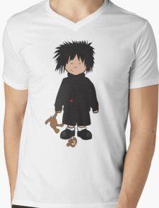 Broken Toy Mens V-Neck T-Shirt