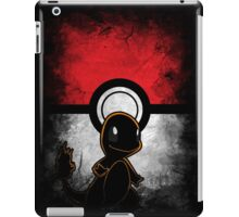 Poster of orange iPad Case/Skin