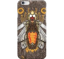 lighting bug iPhone Case/Skin