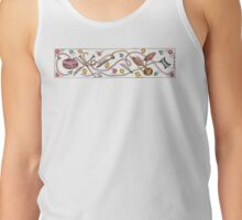 Threads Tank Top