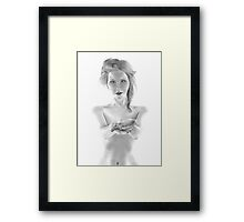 Offer Framed Print