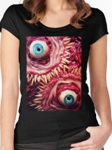 tooth beast Women's Fitted Scoop T-Shirt