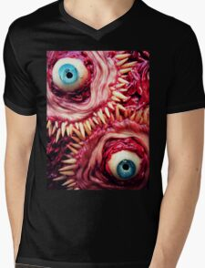 tooth beast Mens V-Neck T-Shirt