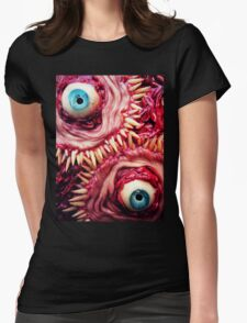 tooth beast Womens Fitted T-Shirt