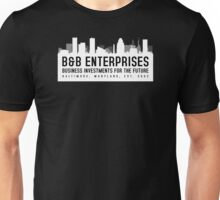 The Wire - B&B Enterprises - White Unisex T-Shirt