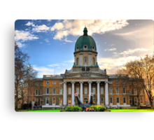 Imperial War Museum Canvas Print