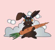 Rabbit Neutron Baby Tee