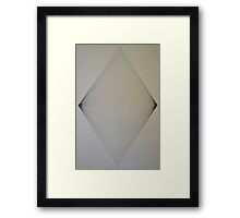 XNFNTY_ Framed Print