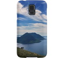 Ionian panorama from Xiromero Samsung Galaxy Case/Skin