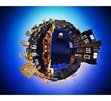 My Home Planet Photographic Print