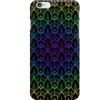Cindi Lace Rainbow iPhone Case/Skin