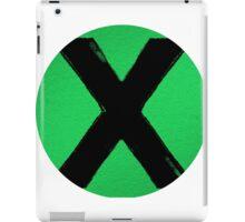 Ed Sheeran- X iPad Case/Skin
