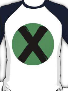 Ed Sheeran- X T-Shirt