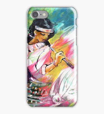 Lady Golf 02 iPhone Case/Skin