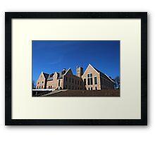 Pierce Hall Framed Print