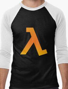 Half Life Men's Baseball ¾ T-Shirt