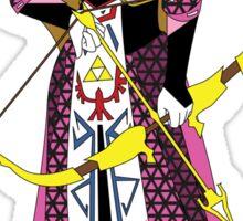Zelda - Hylian Court Legend of Zelda Sticker
