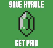 Save Hyrule, Get Paid by Spoomy