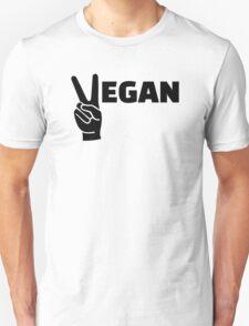 Vegan peace T-Shirt