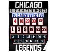 Chicago Legends Poster