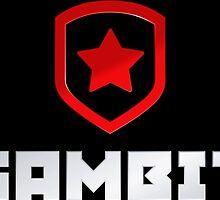 Gambit LOL Logo by Lingua94
