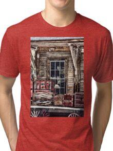 One Man's Treasures Tri-blend T-Shirt