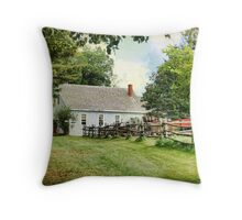 Orwell Corner, PEI Throw Pillow
