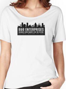 The Wire - B&B Enterprises - Black Women's Relaxed Fit T-Shirt