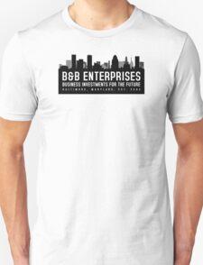 The Wire - B&B Enterprises - Black Unisex T-Shirt