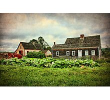 Ross Farm, Nova Scotia Photographic Print