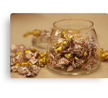 bling bling sweetie Canvas Print