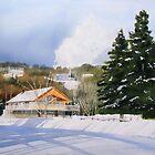 Lake Superior Watercolours by Douglas Hunt