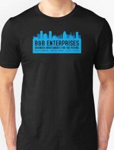 The Wire - B&B Enterprises - Blue T-Shirt
