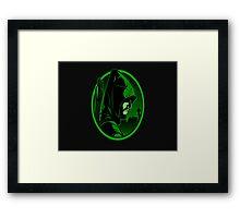 Arrow Marvel Framed Print