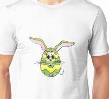 Easter Egg Bunny Cartoon Unisex T-Shirt
