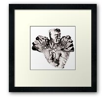 Karn Liberated Framed Print