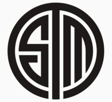 Team Solomid LOL Logo BLack Kids Tee
