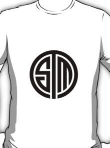 Team Solomid LOL Logo BLack T-Shirt