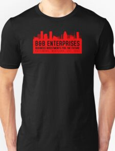 The Wire - B&B Enterprises - Red Unisex T-Shirt